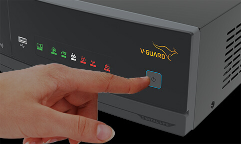 Turbo Charge V-Guard Inverter