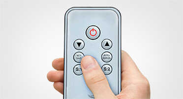 Remote Control Water Heater