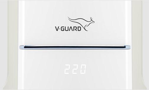 V-Guard Stabilizer Time Delay System