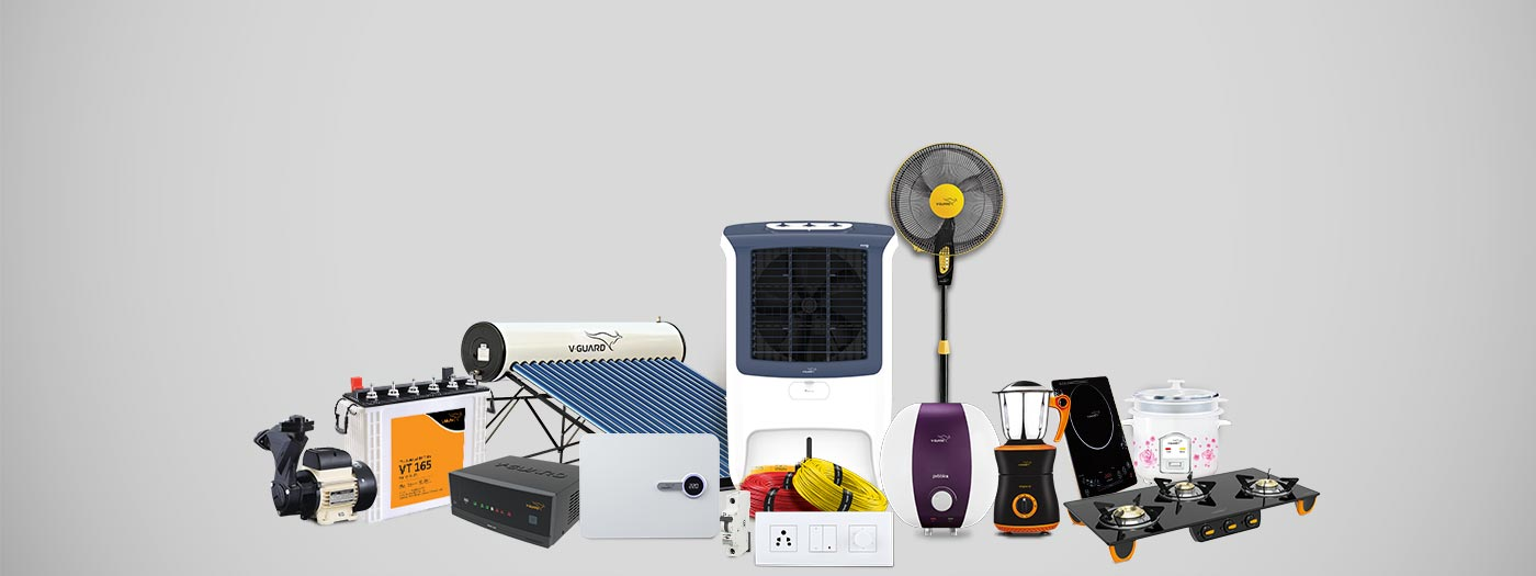 V Guard Electrical Appliances