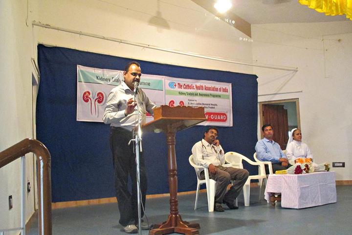 Kidney care awareness program at Vijaywada