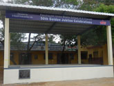 Auditorium to government school, coimbatore T.N