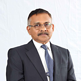 Cherian N Punnoose Chairman (Non-Executive, Independent Director)