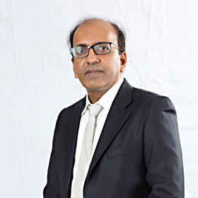 V Ramachandran Director & Chief Operating Officer