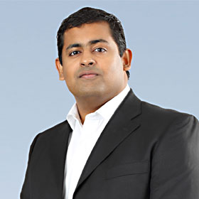 Mithun K Chittilappilly Managing Director