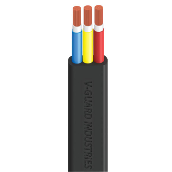FLAT SUBMERSIBLE CABLES (MULTICORE)